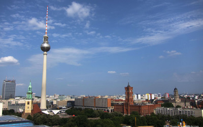 Achtung! Achtung! Berlin is calling!