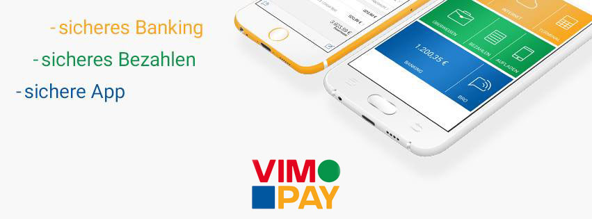 VIMpay – an all in one mobile solution for cashless payment