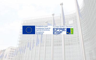 Europäische Struktur- und Investitionsfonds ESIF in Sachsen