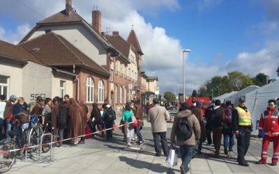 Integrationsförderung des Bundesamtes für Migration und Flüchtlinge (BAMF)
