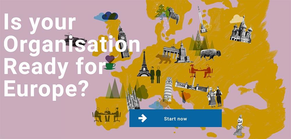 EUROPEANISATION – Ist Ihre Organisation fit für Europa?