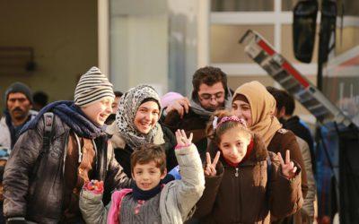 Kommunales Engagement für die Integration von Flüchtlingen