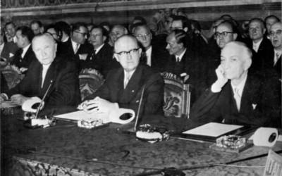 Die EU feiert 60. Geburtstag! Herzlichen Glückwunsch zum Jubiläum!