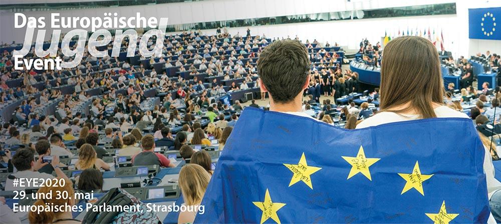 Das Europäische Jugend-Event (EYE2020): Die Zukunft ist jetzt