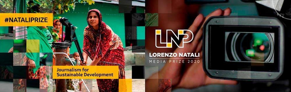 Der Lorenzo Natali Medienpreis 2020 – Journalisten für nachhaltige Entwicklung