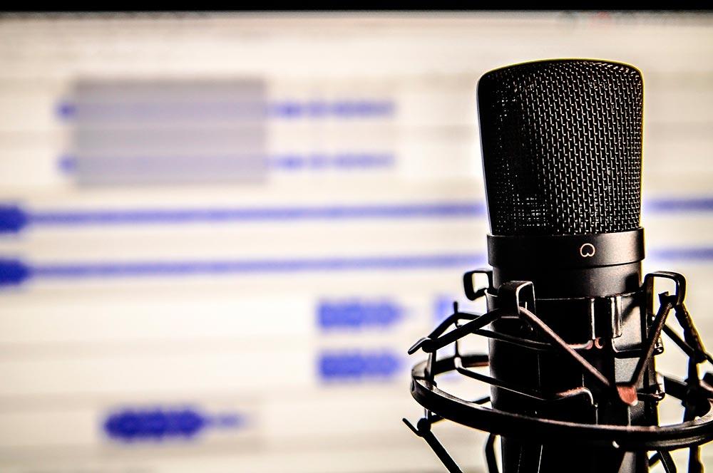 Podcasts zur EU