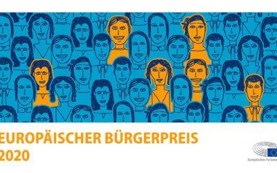 Europäischer Bürgerpreis 2020