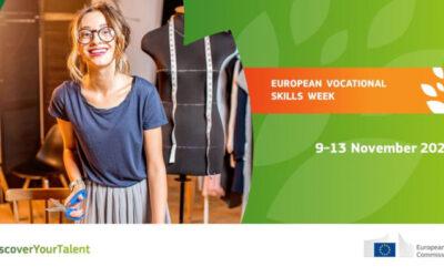 5. Europäische Woche der Berufsbildung vom 09.-13.11.2020