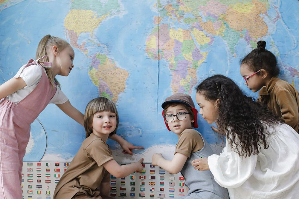 CERV – Call 2021 zum Schutz und zur Verbreitung der Rechte von Kindern